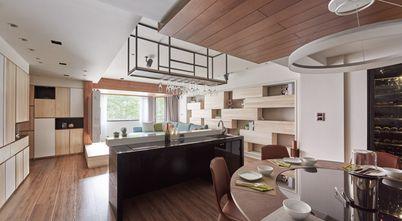 70平米公寓日式风格餐厅装修案例