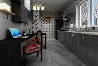 70平米一居室混搭风格厨房图片