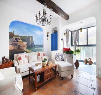 130平米三地中海风格客厅图片大全