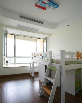 100平米三室两厅地中海风格儿童房图