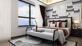 140平米四室两厅新古典风格阳光房图片