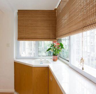 60平米日式风格阳台装修案例
