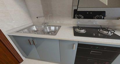 60平米中式风格厨房效果图