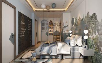 140平米别墅其他风格儿童房设计图