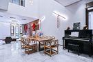 140平米三室五厅现代简约风格其他区域图片