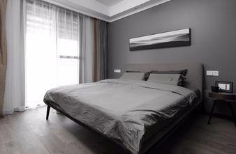 130平米四室两厅中式风格卧室图