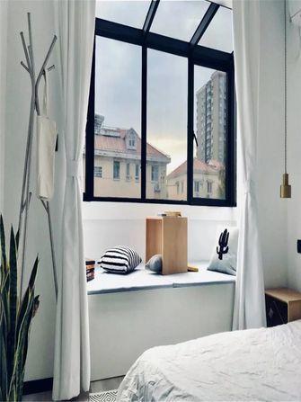 40平米小户型现代简约风格阳台图片大全