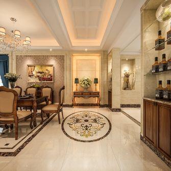 140平米四室两厅美式风格储藏室效果图
