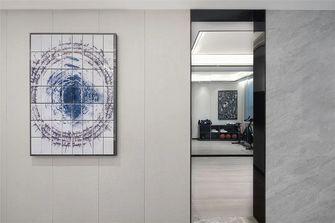 110平米三室一厅中式风格走廊图片
