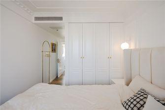 60平米公寓法式风格卧室图片大全