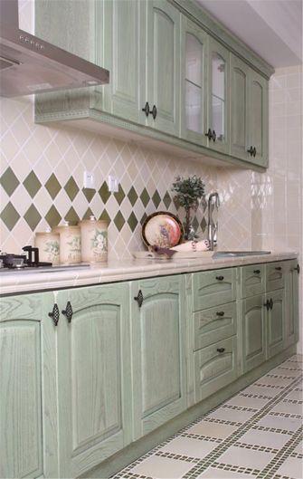 110平米四室两厅法式风格厨房图片