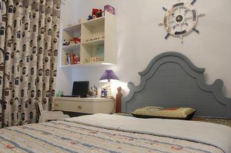 80平米四室两厅北欧风格卧室图