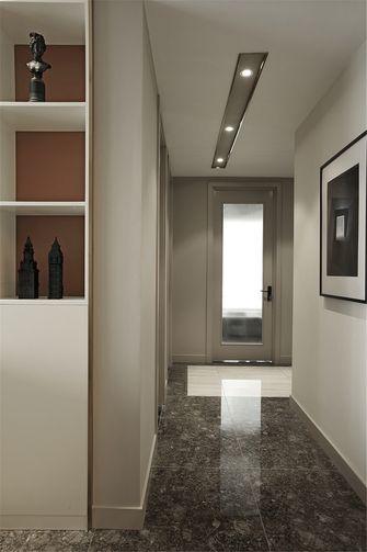 100平米三室两厅现代简约风格走廊图