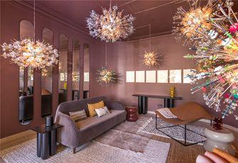 140平米别墅地中海风格客厅装修案例