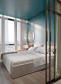 60平米公寓其他风格卧室装修图片大全