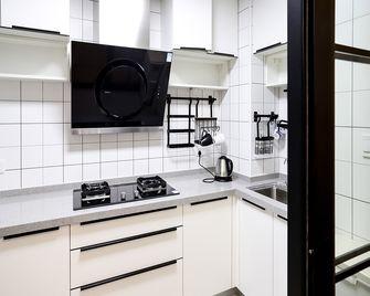 50平米公寓宜家风格厨房效果图