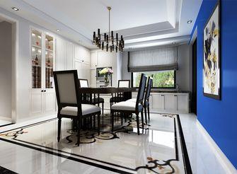 140平米别墅混搭风格餐厅图