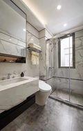 140平米四室两厅其他风格卫生间装修案例
