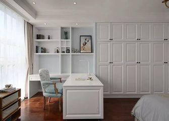 50平米公寓美式风格书房欣赏图