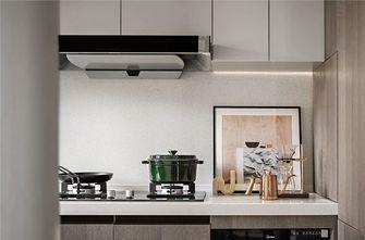 100平米三室两厅现代简约风格厨房装修效果图