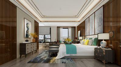140平米别墅中式风格卧室欣赏图