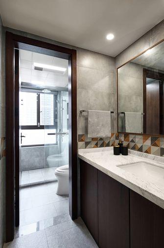 80平米三室一厅宜家风格卫生间装修案例