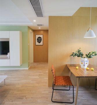 100平米三室两厅东南亚风格餐厅设计图