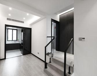 130平米三室一厅其他风格楼梯间图片大全