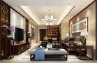 110平米四室两厅新古典风格客厅装修效果图
