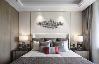 120平米三室一厅宜家风格卧室图