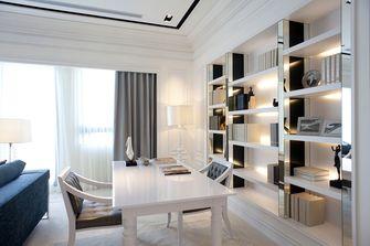 80平米欧式风格书房装修图片大全