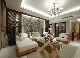 10-15万140平米三室两厅东南亚风格客厅欣赏图
