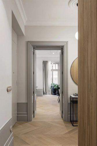 130平米三新古典风格走廊装修案例