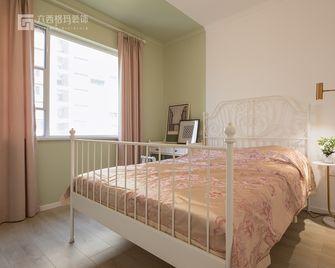 110平米三室两厅北欧风格儿童房图片大全