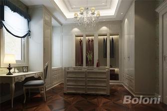 140平米四室两厅欧式风格衣帽间设计图