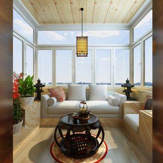 20万以上140平米别墅东南亚风格阳光房图片大全