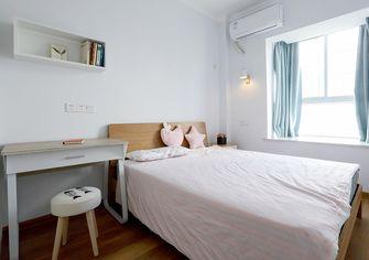 130平米三室一厅宜家风格卧室欣赏图