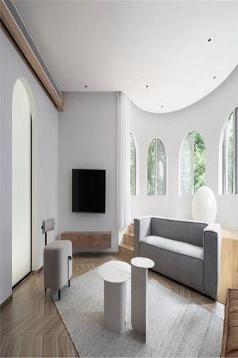 140平米四室一厅其他风格客厅效果图