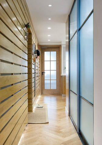 60平米一室一厅现代简约风格玄关欣赏图