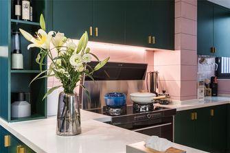 60平米一室一厅北欧风格厨房装修效果图