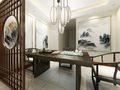 90平米一室一厅中式风格餐厅家具装修案例
