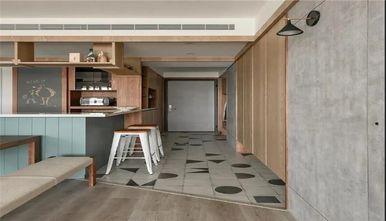 130平米三室一厅日式风格走廊装修案例