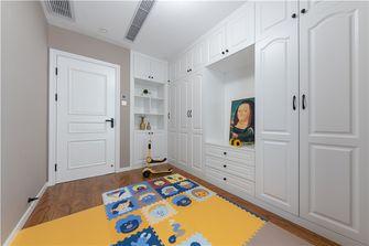 120平米三室两厅美式风格儿童房装修效果图