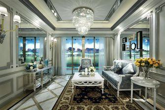 5-10万90平米三室两厅欧式风格餐厅设计图