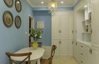 80平米一居室法式风格餐厅装修效果图