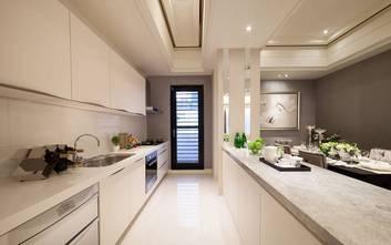 100平米三新古典风格厨房装修图片大全