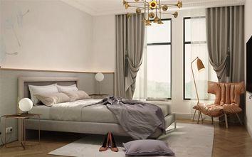 豪华型140平米三室两厅欧式风格卧室装修效果图