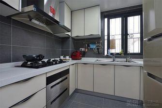 70平米宜家风格厨房图