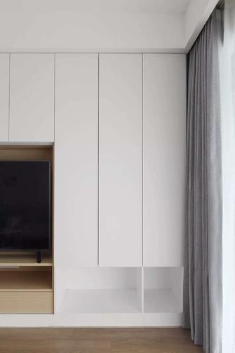 130平米四室一厅日式风格客厅效果图