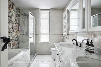 140平米四室一厅法式风格卫生间装修图片大全